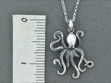 Sterling Octopus!