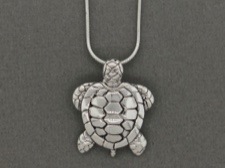 Sterling Sea Turtle