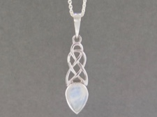 Rainbow Moonstone Celtic