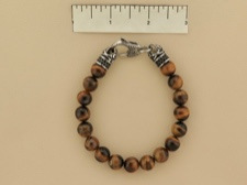 10mm Beads with Clasp