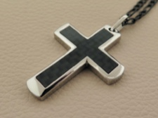 Cross Necklace Stainless