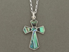 Abalone Cross