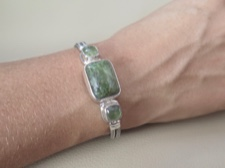 Swiss Opal with Prehnite