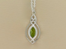 Peridot Celtic Design