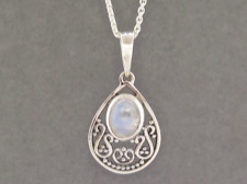 Rainbow Moonstone in Tear