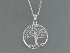 Sterling Tree of Life