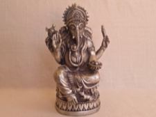 Ganesha Remover of Obstacles Elegantly Crafted