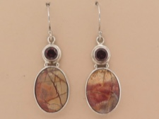Red Creek Jasper Ovals