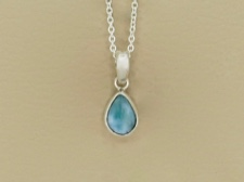 A Perfect Larimar Tear