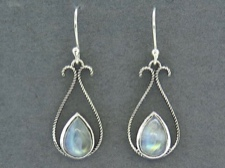 Rainbow Moonstone Tears