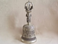 Antique Tibetan Buddhist Ceremonial Devotional Bell