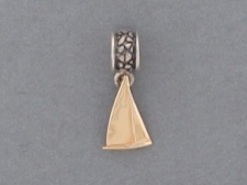 14k Sailboat Add a Bead
