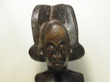 Chokwe Male Power Altar Piece, Angola