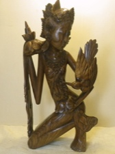 Dewi Sri - Beloved Balinese Goddess of Rice