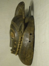 Baule Kpan Pre Mask for Adolescent Females