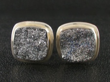 Cufflink Shades of Gray
