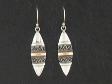 Bali Dangle Earrings