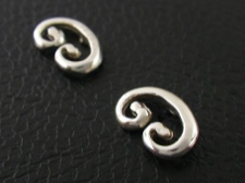 Petroglyph Post Earrings