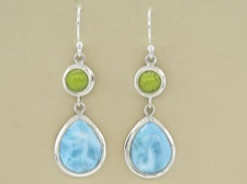 Larimar and STJ Opal