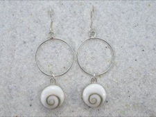 Siwa Shell Earrings