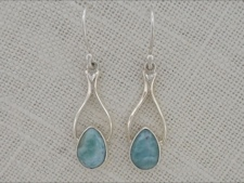 Larimar in Wishbone