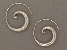 Hill Tribe Silver Spiral