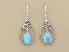 Larimar Tear in Tear