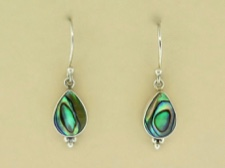 Abalone Tear Dangles