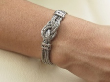 Sterling Endless Knot
