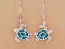 Opal Sea Turtles