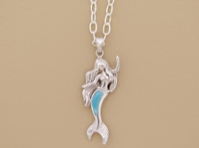 Mermaid with Larimar