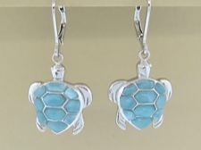 Larimar Sea Turtle