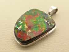 Ammolite Treasure