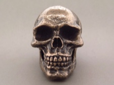 Cold Cast Bronze Skull Shift Knob