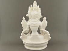 White Tara - Peaceful Compassion - Made in Nepal