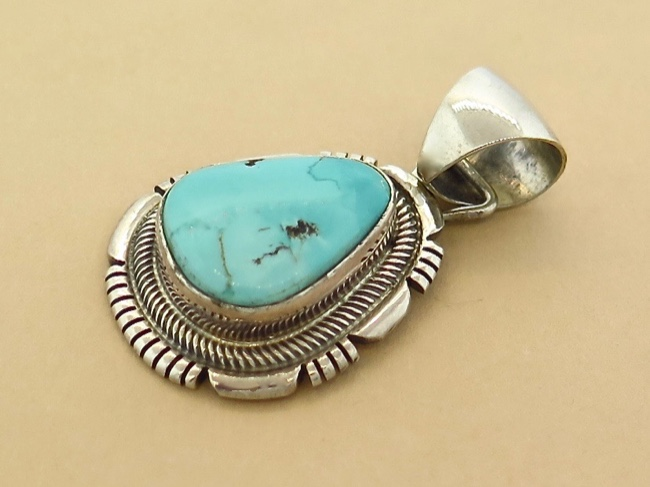 Navajo Turquoise - Click Image to Close