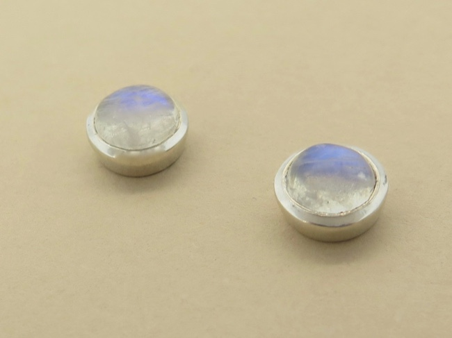 Rainbow Moonstone Posts - Click Image to Close