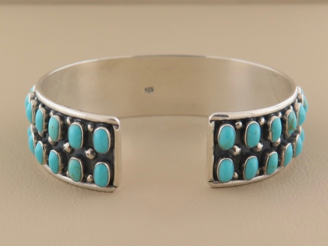 Turquoise Cuff - Click Image to Close