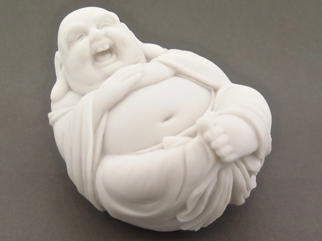 Laughing Buddha - A Symbol of Joy - Click Image to Close