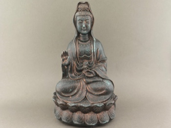 Compassion and Serene-the Goddess Quan Yin