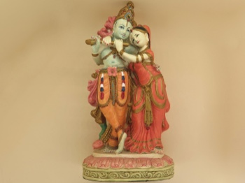 Radha and Krishna - A Love Legend of all Times
