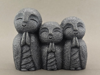 Jizo Monks - Guardian of Mothers and Children