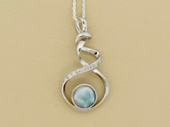 Larimar Intricate Loop