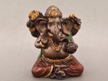 Miniature Ganesha - Lord of Success
